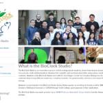 BioClock Studio Website Screen Shot